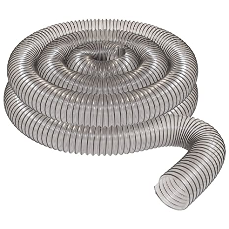 4 X 20 Clear Pvc Dust Collection Hose By Peachtree Woodworking