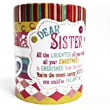 Occasion The Perfect Gift Shope Sister Gifts Mug
