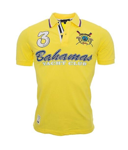 Herren Polo Shirt Kurzarm Sommer Hemd Pique Bahamas S-3XL: Amazon.de:  Bekleidung