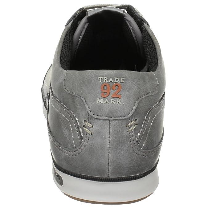 Skechers Lanyard Passport 50981 CHAR, Herren, Sneaker, Grau