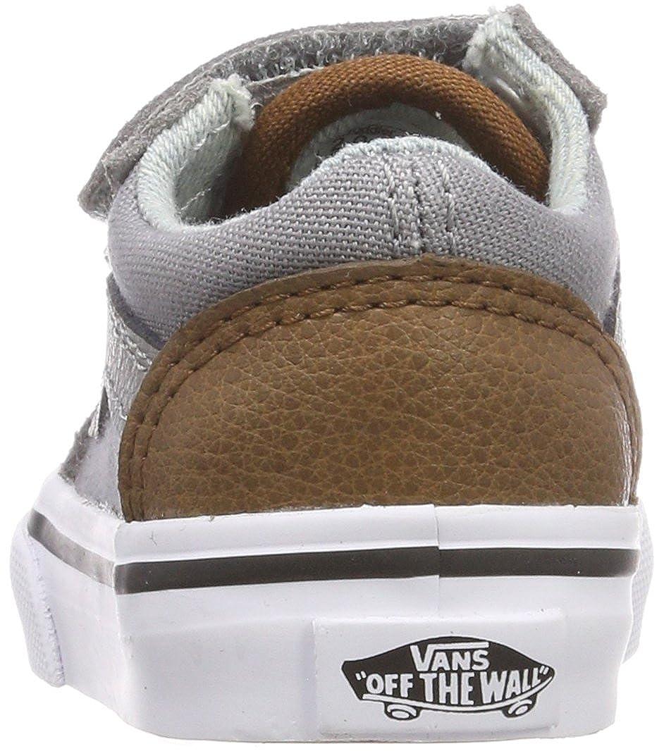 02f6c1362a Vans Baby Old Skool C L V Sneakers - Frost G - UK 6   US 6.5   EU 22.5 11.5  cm  Amazon.ca  Shoes   Handbags