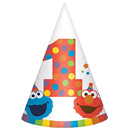 Image Unavailable Not Available For Color Sesame Street 1st Birthday