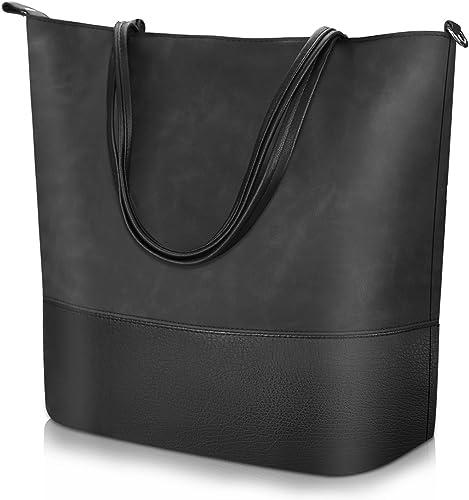 Womens Designer Soft Life Style Tote Bags Shoulder Handbag Large New In Fashion