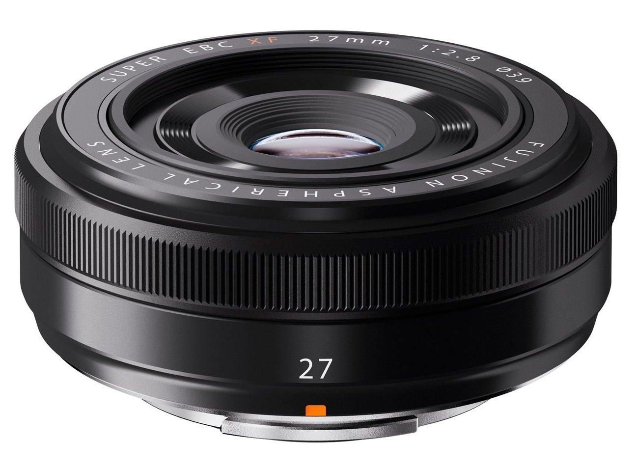 素敵な FUJIFILM XF27mmF2.8 単焦点広角レンズ XF27mmF2.8 B ブラック B ブラック ブラック B00DLQVUXQ, Dream Pocket -ドリームポケット-:8dfecb82 --- arianechie.dominiotemporario.com