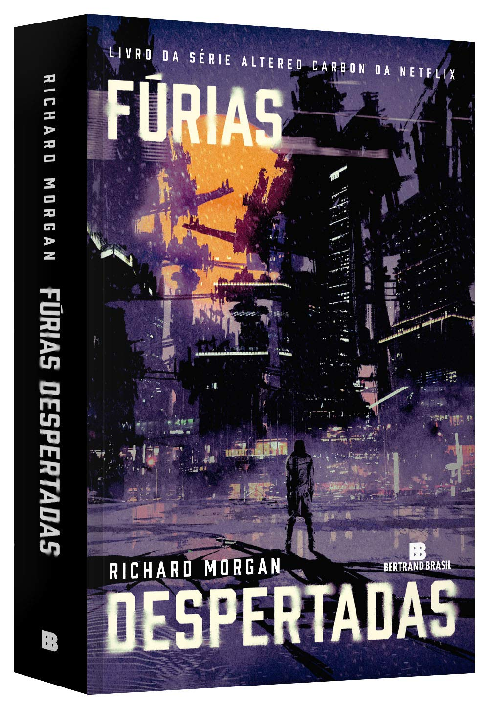 Fúrias despertadas (Vol. 3 Carbono alterado): Amazon.es: Richard ...