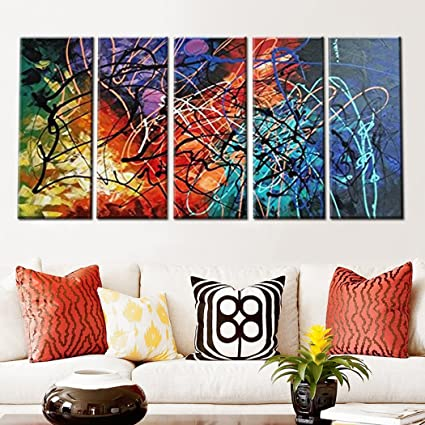 Modern Paintings For Living Room New Ideas