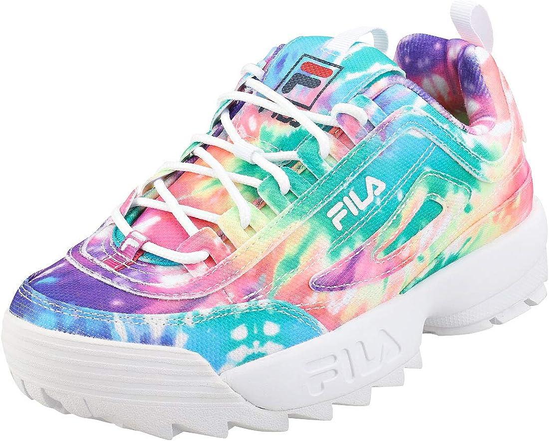 rainbow fila disruptor