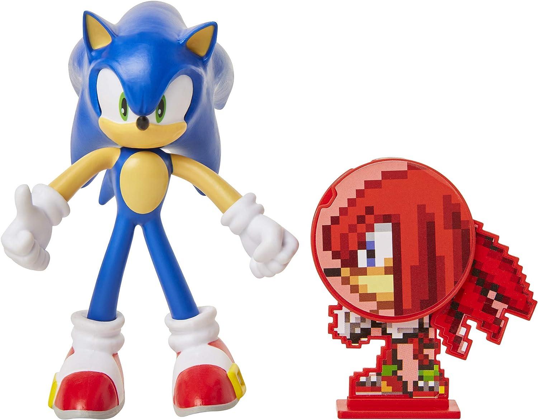 "Sonic The Hedgehog 4"" Sonic Action Figure"