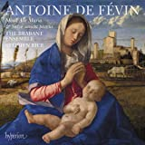Fevin: Missa Ave Maria [The Brabant Ensemble] [Hyperion A68265]