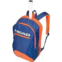 HEAD Core Backpack Bolsa de Tenis Naranja/Azul