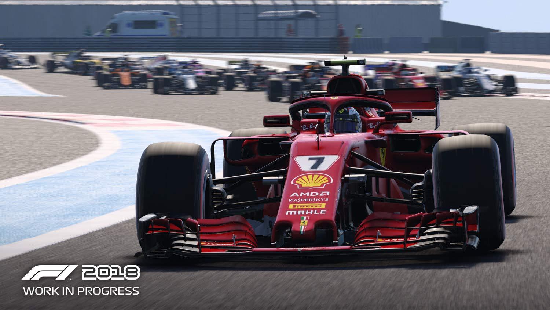 F1 2018 (PlayStation PS4): Amazon.es: Videojuegos
