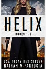 Helix Box Set 1: An Action Thriller Series Kindle Edition