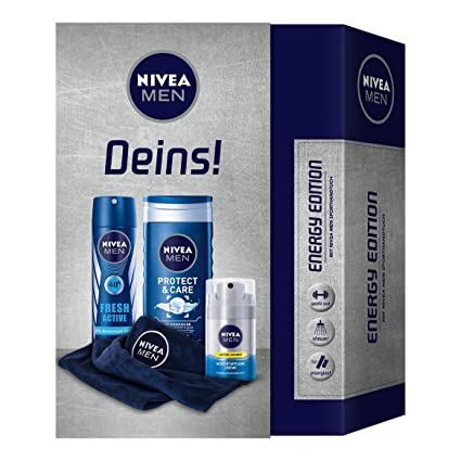 Nivea Men Set de regalo para hombres con desodorante ...