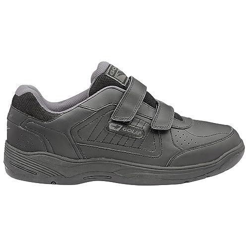 Gola - Zapatillas deportivas anchas con velcro Modelo Belmont Hombre caballero: Amazon.es: Zapatos y complementos