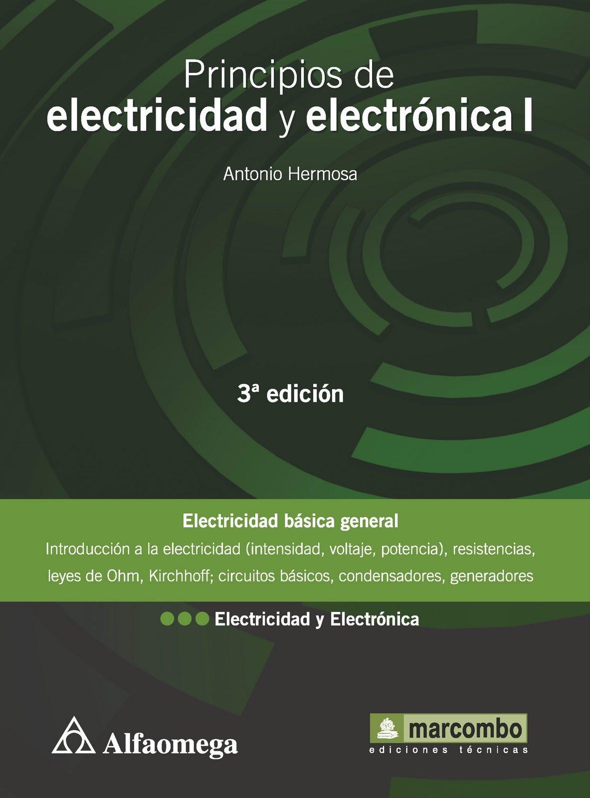 Download Principios de Electricidad y Electronica 1, 3 ed. (Spanish Edition) ebook