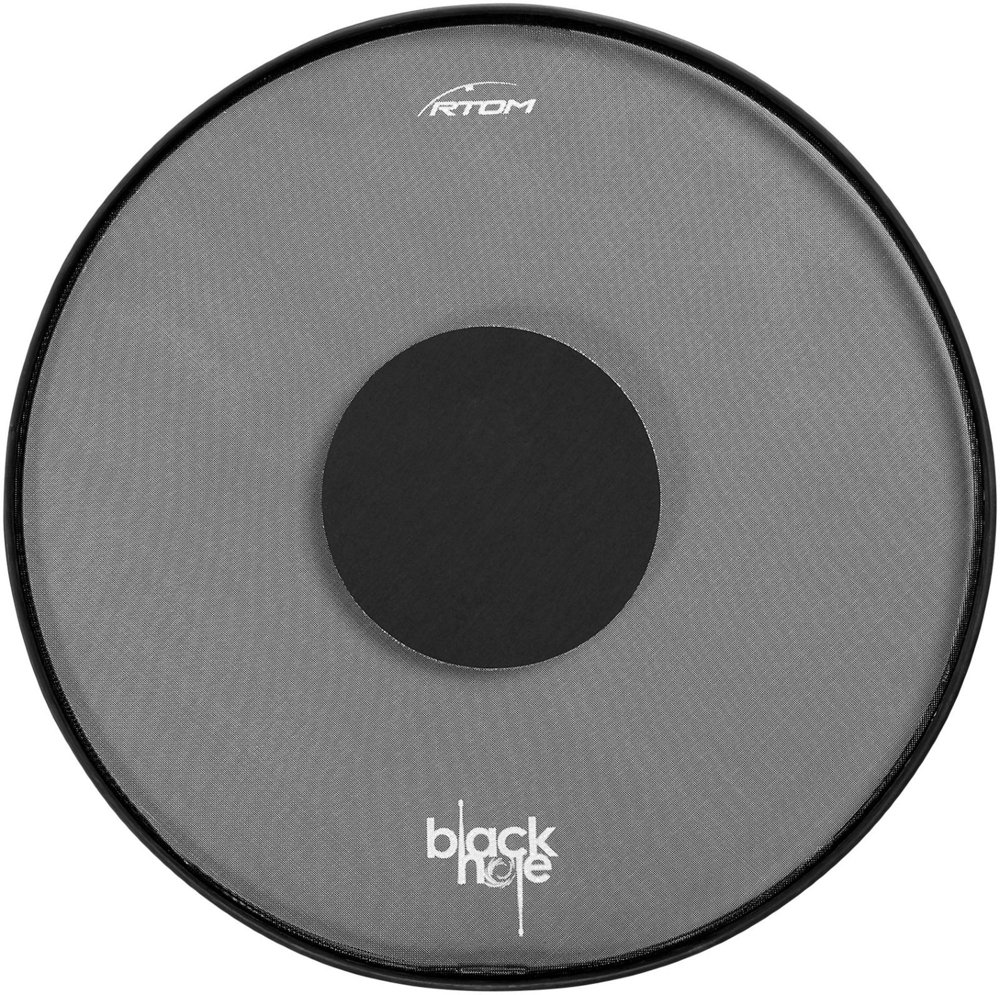 RTOM Black Hole Snap-on Mesh Practice Pad - 10