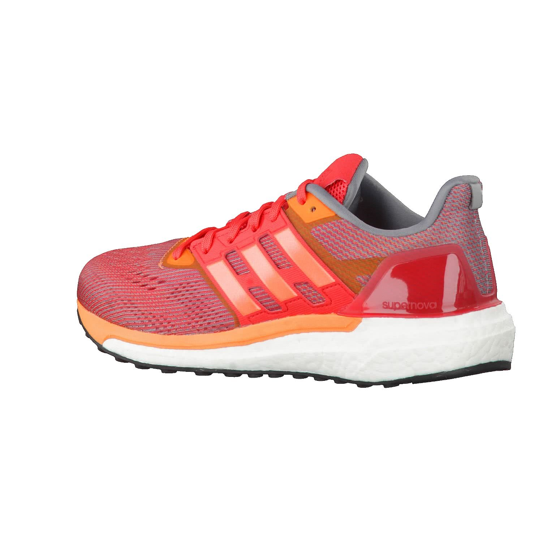 Adidas Supernova W, Zapatillas de Trail Running para Mujer, Naranja Naalre/Negbas 000, 44 EU: Amazon.es: Zapatos y complementos