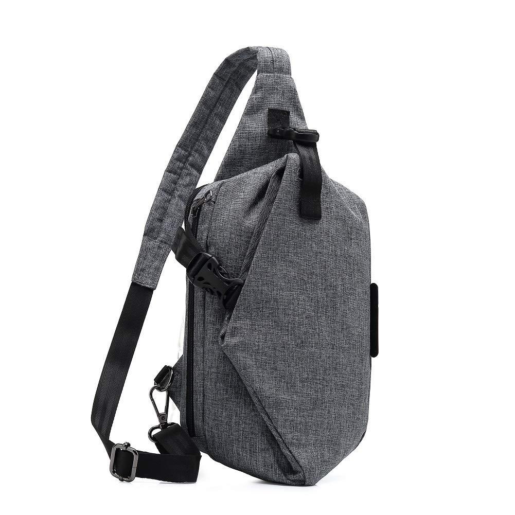 Amazon.com   OUSIRUI Travel Sling Bag 404839a5ccd2b