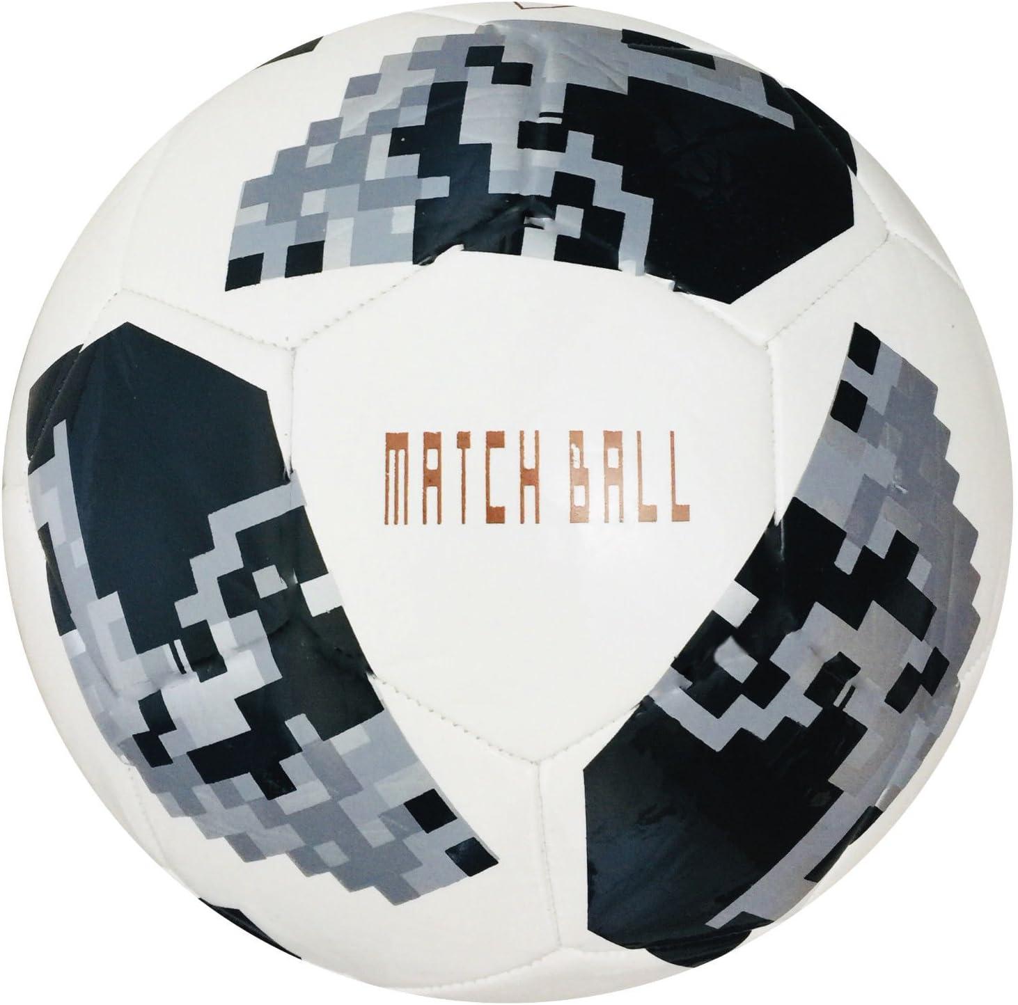 Balón de fútbol, réplica del Mundial de Rusia, tamaño 5, 4, 3 ...