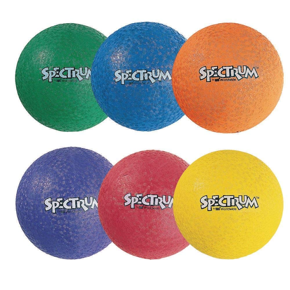 Spectrum 2-Ply Playground Ball, 13'' by Spectrum