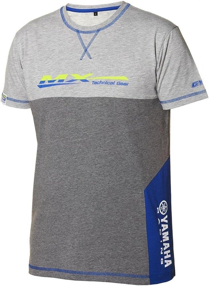 Yamaha - Camiseta - para hombre gris Small: Amazon.es: Ropa y ...