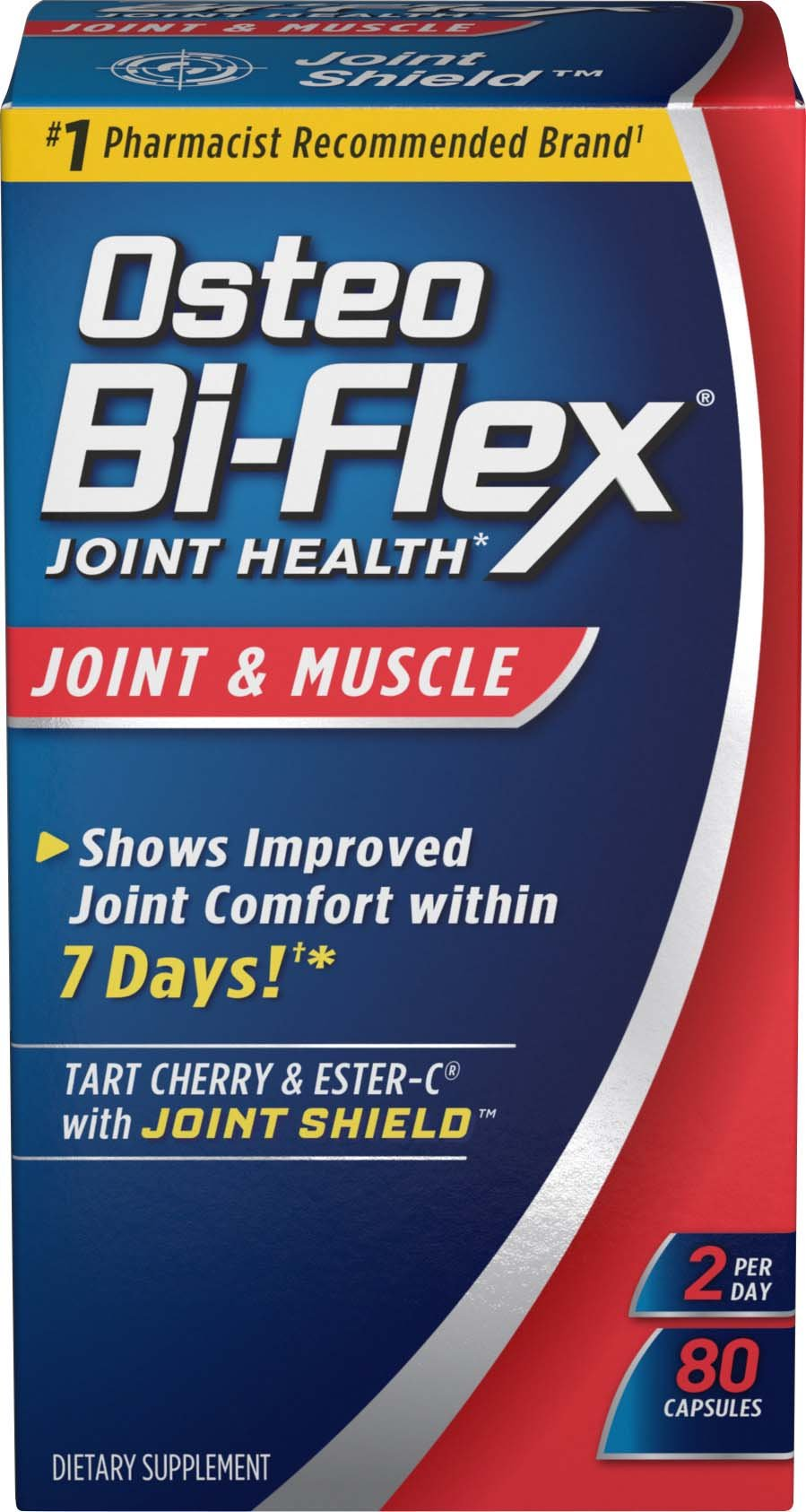 Osteo Bi-Flex® Joint & Muscle, 80 Tablets by Osteo Bi-Flex