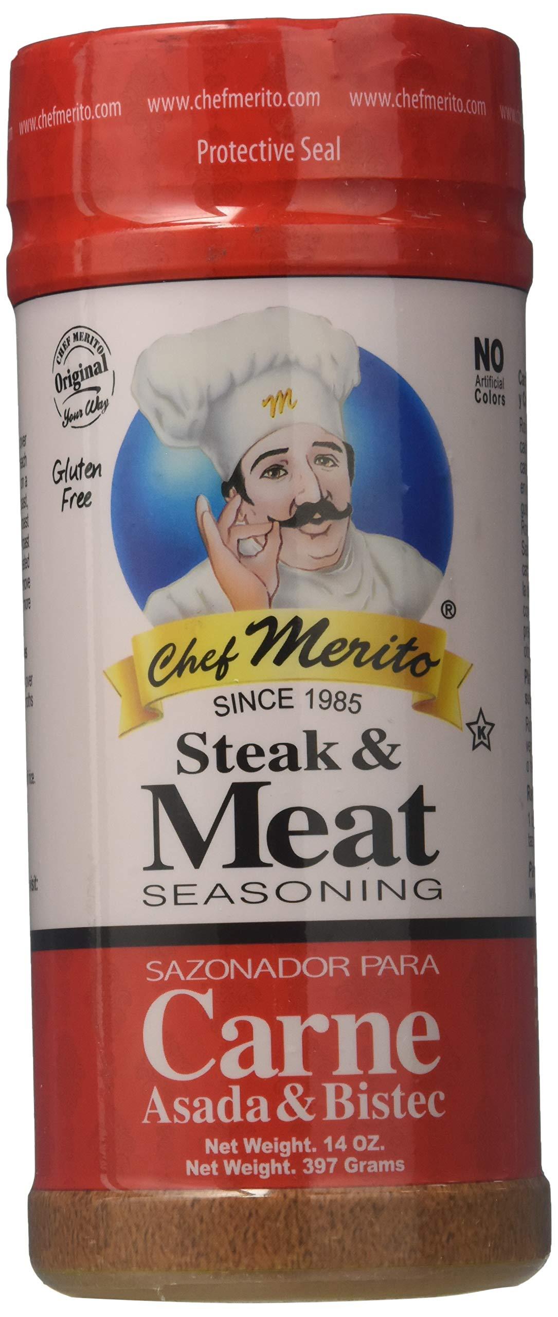 Chef Merito Ssnng Carne Asada