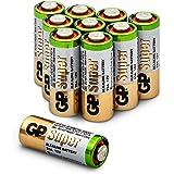 Batterie A23 23A MN21 12V Batterie V23GA MS21 Alkaline (12 Volt, 10 Stück im Multi-Sparpack)