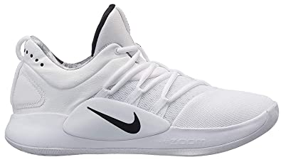 Nike Hyperdunk X Low Tb Mens Ar0463-100 Size 3.5 White Black 8868c46207