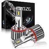 DZG H8 H9 H11 Led Headlight Bulbs 35W 10000 Lumens H11 LED Bulb Low Beam Fog Light Replacement 6500K Super Bright Upgrade Min