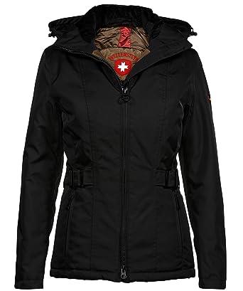 usa cheap sale on sale sale Wellensteyn Damen Jacke Riviera schwarz (15) M: Amazon.de ...