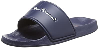 d8184988454 Ben Sherman Men s Slide Open Toe Sandals