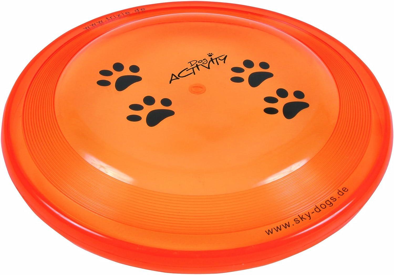 Trixie Disc Dog Activity, Plást. Extra Resistente,ø23 cm
