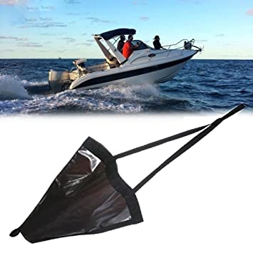 Moresave Traje de Anclaje de Mar de PVC para Kayak en yate ...