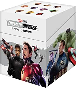 Paquete Marvel Fase 3 Parte 2 - Blu Ray [Blu-ray]