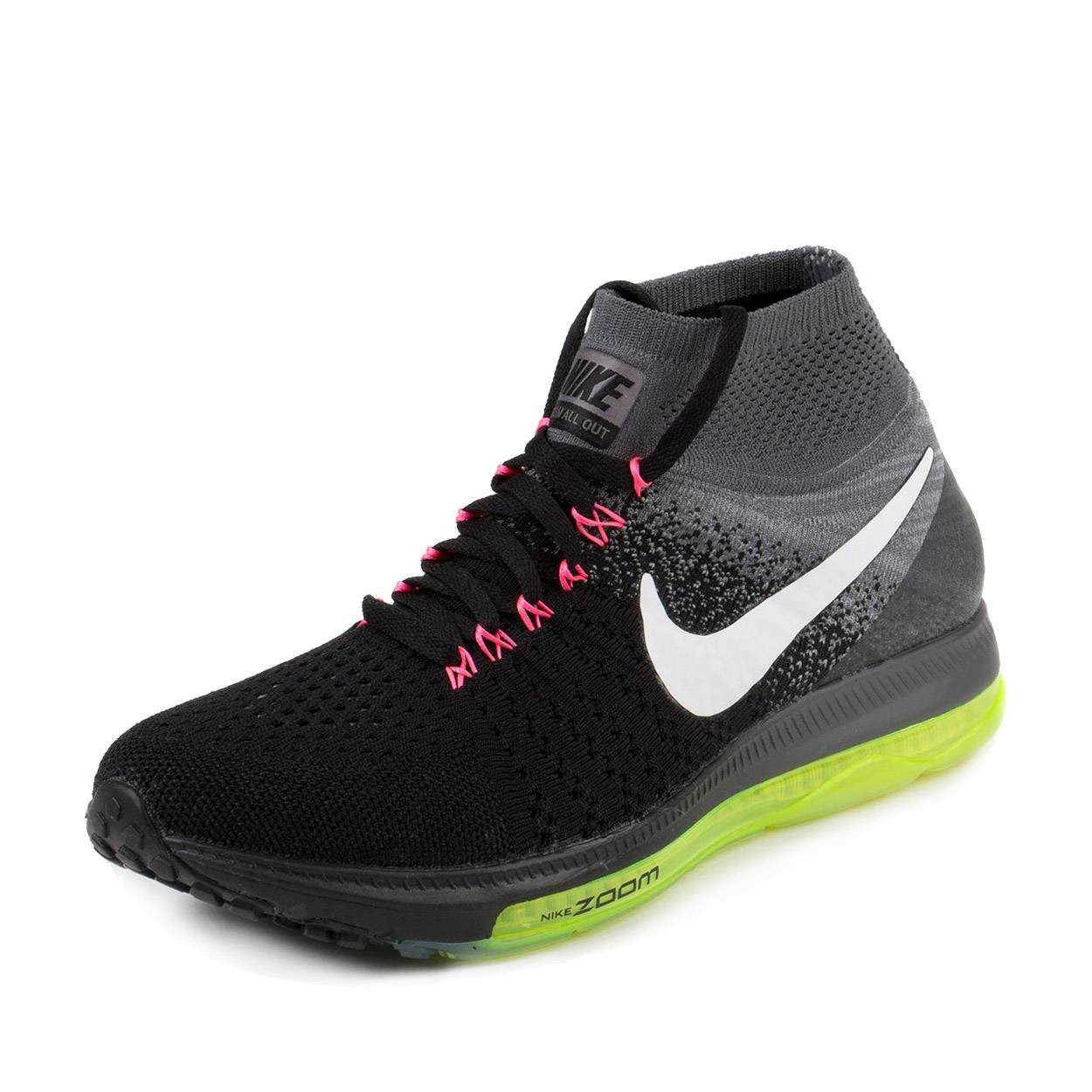 886a6c08f852 Galleon - Nike Womens Zoom All Out Flyknit Running Trainers 845361 Sneakers  Shoes (US 7