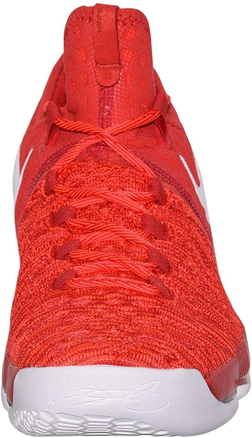 Nike Zoom KD 9, Chaussures de Sport - Basketball Homme University Red White