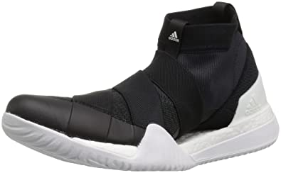 adidas adidas Women's Pureboost X TR 3.0 Cross Trainer core BlackCarbon, 7 M US from Amazon | Real Simple