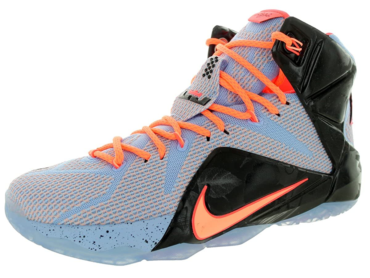 check out a03f5 27b48 Amazon.com  Nike Lebron XII (Easter)  Basketball