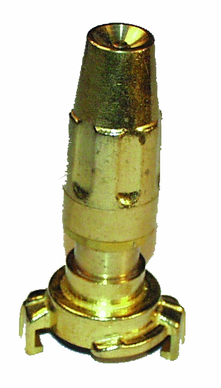 1 Zoll Sirocco Messing Fitting MS Spritzd/üse mit Schnellkupplung