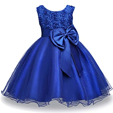 481fce2667e Image Unavailable. Image not available for. Color  Children s Dresses 2018 Summer  Style Baby Girl Dress ...