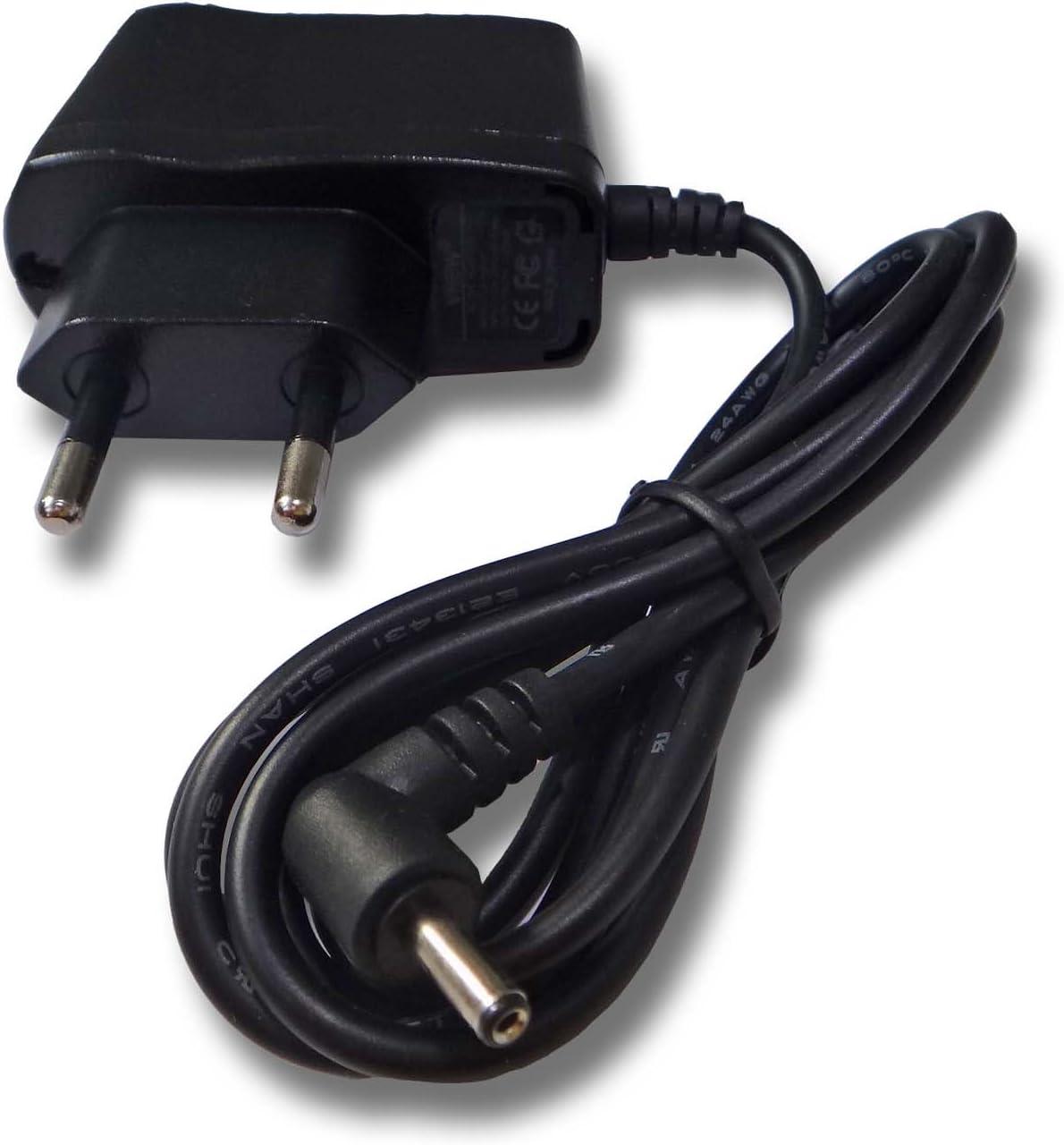 5V//1A 220V Netzteil 5W für Roadstar PCD-435CD Roadstar PCD-495MP