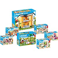 PLAYMOBIL 9266_9272 Casa Moderna Set 1 - 7