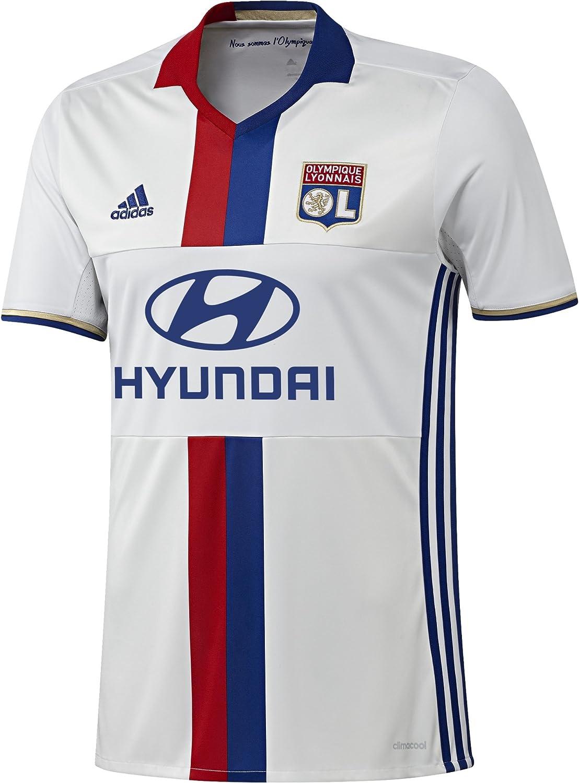 1ª Equipación Olympique de Lyon 2015/16 - Camiseta oficial adidas