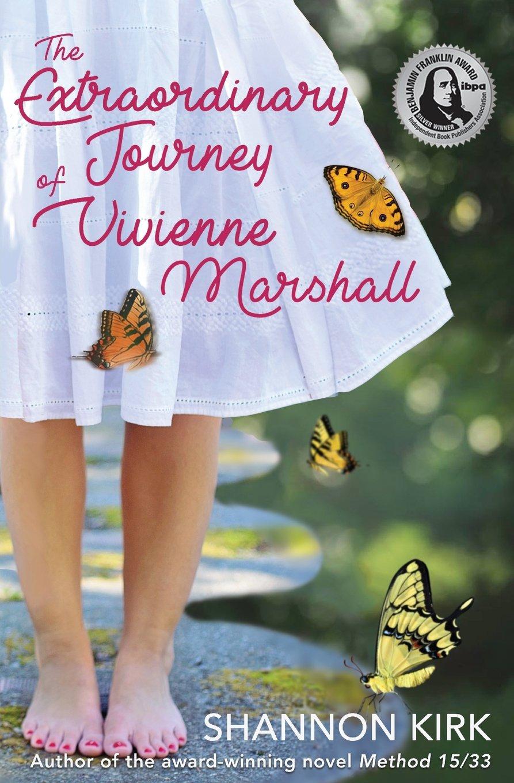 The Extraordinary Journey Of Vivienne Marshall: Shannon Kirk:  9781944387082: Amazon.com: Books