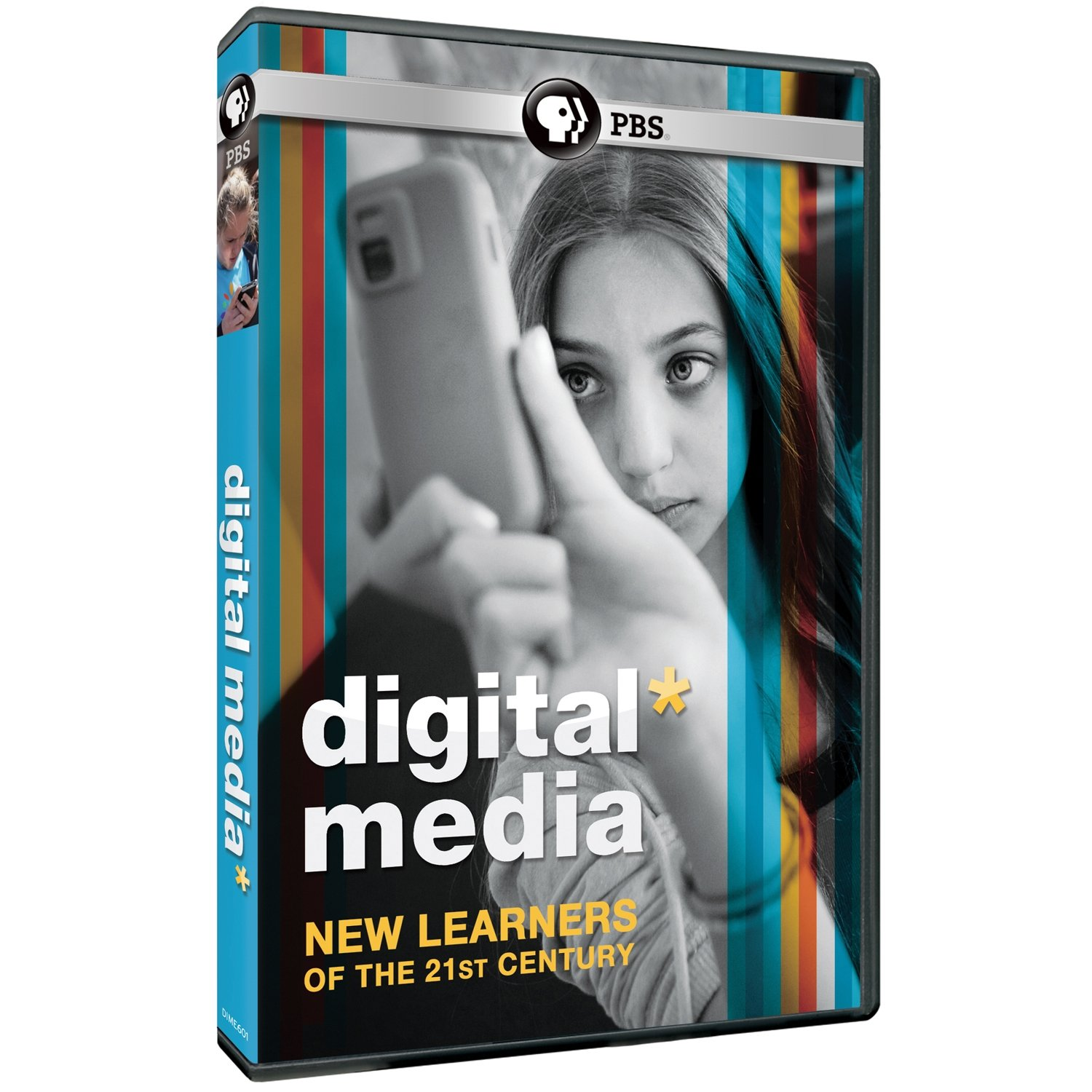 DVD : Digital Media: New Learners Of The 21st Century (DVD)
