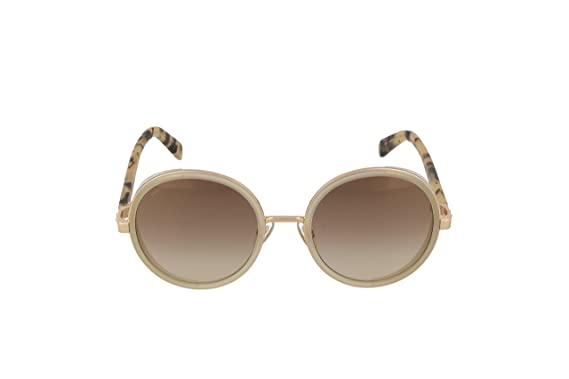 bb05c47dc143a Amazon.com  Jimmy Choo Women s Andie S Gold Copper Brown Mirror Gold  Sunglasses  Jimmy Choo  Clothing