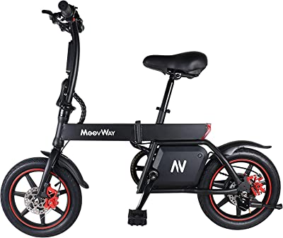 TOEU Folding Electric Bike
