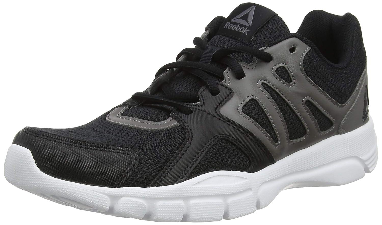 Reebok Herren Trainfusion Nine 3.0 Fitnessschuhe schwarz Weiß grau  | Abrechnungspreis