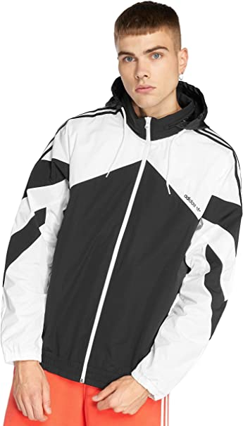Adidas Palmeston Windbreaker blackwhite (DJ3450)